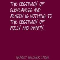 Cleverness quote #3