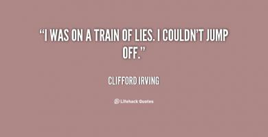 Clifford Irving's quote #1