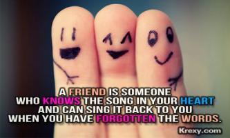 Closest Friend quote