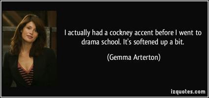 Cockney quote #2
