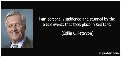 Collin C. Peterson's quote