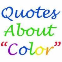 Coloured quote #1