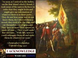Columbus quote #1