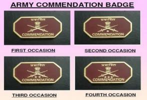 Image result for Commendation Badge