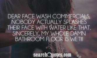 Commercials quote #2