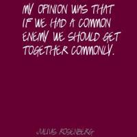 Common Enemy quote #2