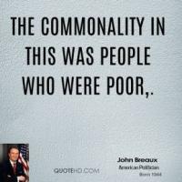 Commonality quote #2