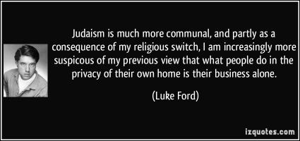 Communal quote #1