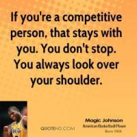 Competitive Person quote #2