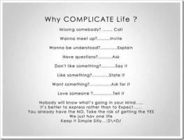 Complicate quote #1