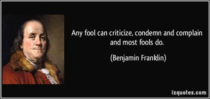 Condemn quote #4