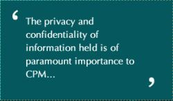 Confidentiality quote #2