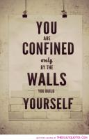 Confined quote #1