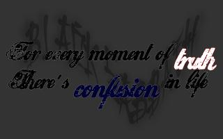 Confusions quote #2