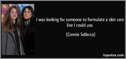 Connie Sellecca's quote