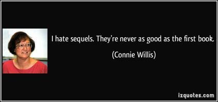 Connie Willis's quote