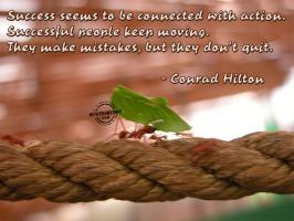 Conrad Hilton's quote #1
