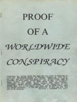 Conspiratorial quote #2