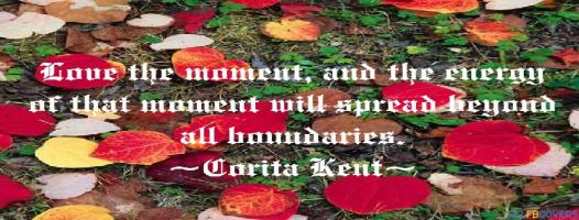 Corita Kent's quote