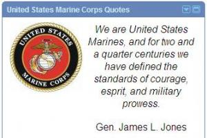 Corps quote #1
