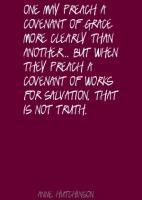 Covenant quote #1
