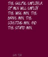 Covetous quote #1