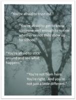 Creatures quote #4