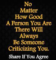 Criticizing quote #2