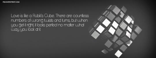 Cube quote #3