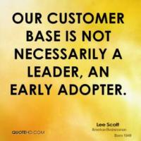 Customer Base quote #2