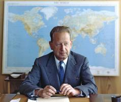 Dag Hammarskjold profile photo