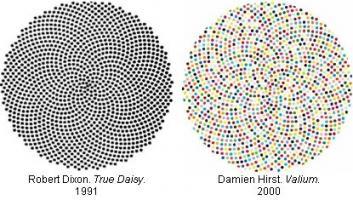 Damien Hirst's quote