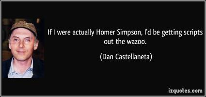 Dan Castellaneta's quote