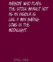 Daniel Drew's quote #1