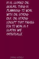 Darius Khondji's quote #2