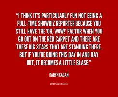 Daryn Kagan's quote