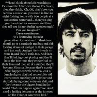 Dave Grohl's quote