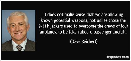 Dave Reichert's quote