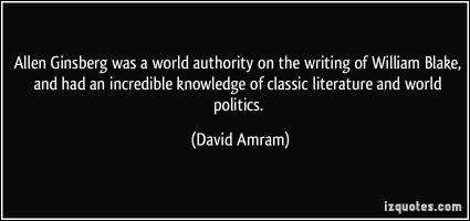 David Amram's quote
