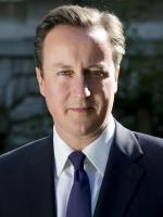 David Cameron profile photo