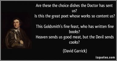 David Garrick's quote #3