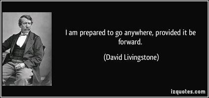 David Livingstone's quote #4
