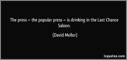 David Mellor's quote #1