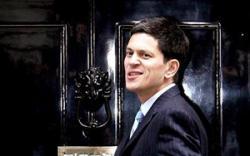 David Miliband's quote