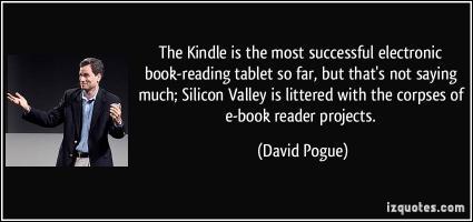 David Pogue's quote