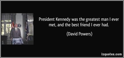 David Powers's quote