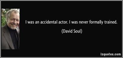 David Soul's quote