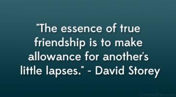 David Storey's quote