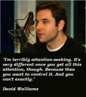 David Walliams's quote
