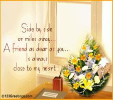 Dear Friend quote #2